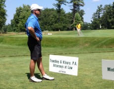 8th Annual Camp Allen Charity Golf Tournament