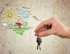 The process of buying and selling a home