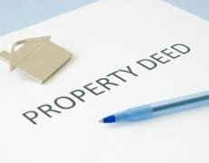 Why you should only entrust the preparation of a deed to a professional