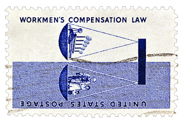 US Postage Workers Comp